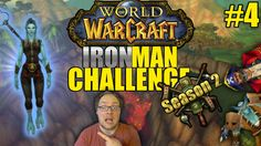 "World of Warcraft Ironman Challenge [Season 2 ""Horde Monk"" Ep 4] 