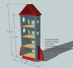 Ideas For Diy Furniture Bookcase Ana White