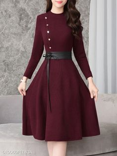 Women S Fashion Dresses Online Info: 4460838751 Stylish Dresses, Simple Dresses, Elegant Dresses, Cute Dresses, Vintage Dresses, Beautiful Dresses, Casual Dresses, Skater Dresses, Dresses Dresses