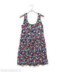 more flowery dresses