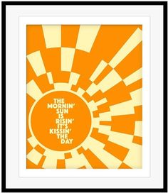 Journey Band Poster WHEEL IN THE SKY Song Lyrics Illustration 70s Oldies Music
