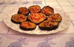 recipe image: GF bread crumbs for this recipe of Nonna's eggplant Gratin