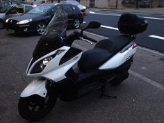 Kymco DINK STREET 125 ABS DINK STREET 125 ABS - http://www.go-occasion.fr/kymco-dink-street-125-abs-dink-street-125-abs/