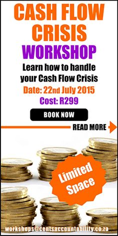 Cash Flow Crisis - learn how to handle your Cash Flow Crisis July Accounting, Flow, Budgeting, Workshop, Management, Handle, Learning, Atelier, Work Shop Garage