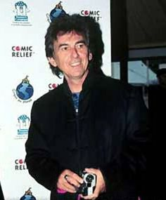 George at Cirque Du Soleil 2000
