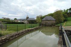 Old water mill in l'Hopital Saint Blaise  Pyrénnées Atlantiques dept 64