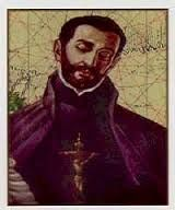 September 9th - St. Peter Claver: During the 40 years of his ministry in Colombia it is estimated he personally baptized around 300,000 people. He is also patron saint for seafarers. He is considered a heroic example of what should be the Christian praxis of love and of the exercise of human rights.