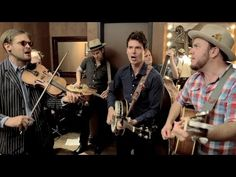 """Old Crow Medicine Show - """"Tennessee Bound"""" Backstage at the Grand Ole Opry"""