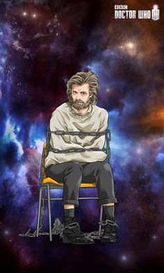 Doctor Who Fan art. Via doctor who legacy Twitter page. I think River's been doing things again.