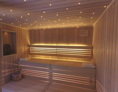 luxury sauna - Google Search