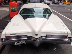 Buick Riviera – Sixth Avenue, NYC