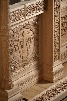 Филенка Acanthus, Armoire, Architecture, Furniture, Icons, Home Decor, Clothes Stand, Arquitetura, Decoration Home