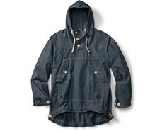 Danner - Rising Sun Chambray Parka - Indigo - Outerwear - Quality Goods - Product