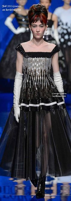 Georges Chakra Couture Fall 2015-16