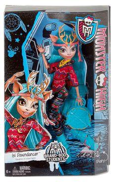 Monster High Brand-Boo Isi Dawndancer Doll