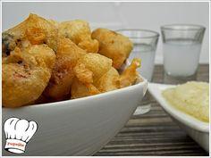 ΜΥΔΙΑ ΤΗΓΑΝΙΤΑ ΜΕ ΚΟΥΡΚΟΥΤΙ!!! | Νόστιμες Συνταγές της Γωγώς