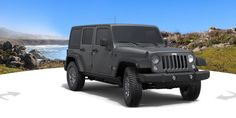Jeep Wrangler Unlimited is The best SUV and off roader.Built with passion for…