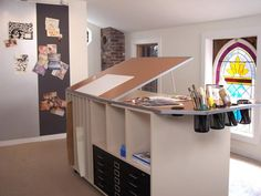 Take back control over your garage! Organize to make room for the cars or convert it into a living space. Enjoy these great garage makeovers from top DIY Network shows.