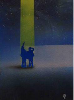 "Saatchi Art Artist Francesco Raffa; Painting, ""Persone e anima - People and soul"" #art"