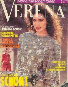 Verena 1989 №5. Обсуждение на LiveInternet - Российский Сервис Онлайн-Дневников