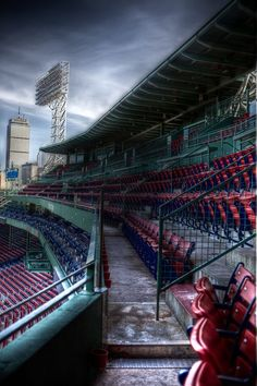 Fenway Park by Paul Shea on 500px
