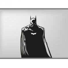 Batman Macbook Sticker! #Macbook #Sticker #Batman #GothamCity #Macbookair #Devallor