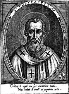 Polycarp (Greek: Πολύκαρπος Polýkarpos; AD 69–155) was a 2nd-century Christian bishop of Smyrna. With Clement of Rome and Ignatius of Antioch, Polycarp is regarded as one of three chief Apostolic Fathers. The sole surviving work attributed to his authorship is his Letter to the Philippians. http://www.earlychristianwritings.com/polycarp.html