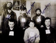 How Stalin crushed the Euromaidan of 1930  Photo: Members of clandestine group in the village Makartetyne, in the Osivskyj raion in the Donetsk Region