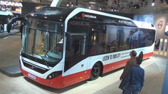 Volvo 7900 Electric Hybrid Bus