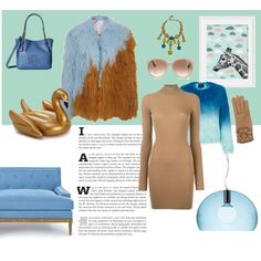 A fashion look from December 2016 featuring mini dress, cropped jacket and leather handbags. Browse and shop related looks. Saks Potts, Bungalow 5, Tom Ford, Leather Handbags, Adidas Originals, Giraffe, Burberry, Tory Burch, Fashion Looks