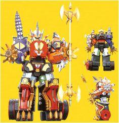 Triceramax - Power Rangers Dino Thunder | Power Rangers Central