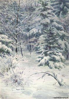 Пейзаж - Картины - Сергей Андрияка