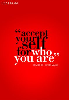 Accept your self for who you are Great Quotes, Me Quotes, Woman Quotes, Everyday Quotes, Life Rules, Life Words, Love Yourself First, Love The Lord, Beauty Quotes