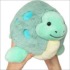 Mini Squishable Baby Nessie.  OMG, so cute.  I really want her to get made!