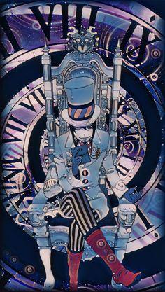Mephisto Pheles - King of Time