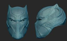 Styles:Black Panther Helmet 3d Model Plus Black Panther Helmet Motorcycle Also All Black Panthers Helmet Black Panther Helmet