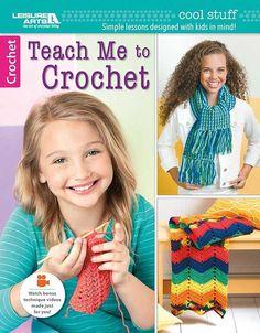 Cool Stuff Teach Me to Crochet Beginner Crochet Patterns