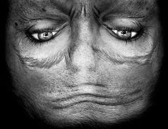 Capovolgi i volti umani e sembreranno volti... alieni | bigodino.it