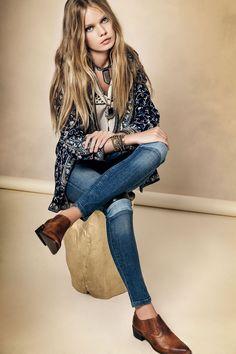 THE DENIM EDIT · Get Inspired | We Do Denim | Style | Fashion | rapsodia.com