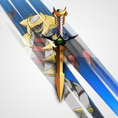 Dagger : GIRATINA by darkheroic