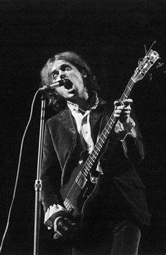 The Cream farewell concert at the Royal Albert Hall, London, 26 Nov 1968