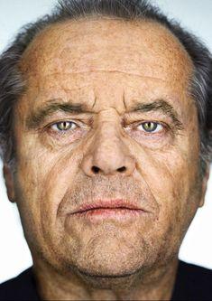 Jack Nicholson - Photocarnet by MARTIN SCHOELLER