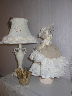 The dressforms are perfect for my Shabby Chic livingroom.
