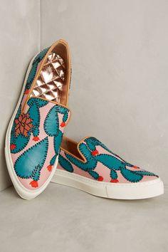 Sanchita Pink Cactus Sneaker Slides