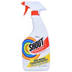 En Walmart puedes conseguir los Shout Stain Remover 22 oz a $2.84 regularmente. Compra (1) y utiliza (1) cupón que puedes imprimir de ...