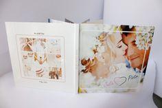 Ślub. Fotoksiążka izziBook Premium - twarda okładka według twojego projektu, z tytułem dodatkowo na grzbiecie albumu