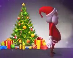 Merry Christmas everyone – Animation ideas Animated Christmas Tree, Merry Christmas Pictures, Wish You Merry Christmas, Christmas Scenery, Christmas Jokes, Christmas Music, Christmas Crafts, Christmas Decorations, Mary Christmas