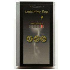 MK Controls Lightning Bug - Camera Trigger for Photographing Lightning Bolts
