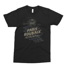 Paris-Roubaix Paris Roubaix, Cycling Outfit, Mens Tops, T Shirt, Products, Fashion, Supreme T Shirt, Moda