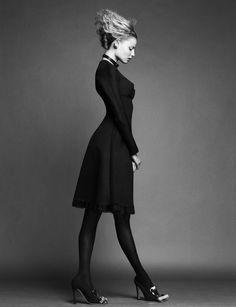 Magdalena Frackowiak by Greg Kadel for Numéro #115